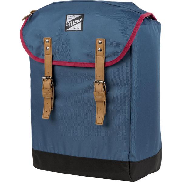 Nitro Venice 28L Rucksack mit Laptopfach Blue Steel