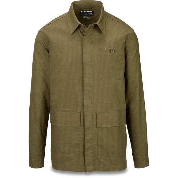 Dakine Wilder Shirt Jacket Herren Jacke Dark Olive