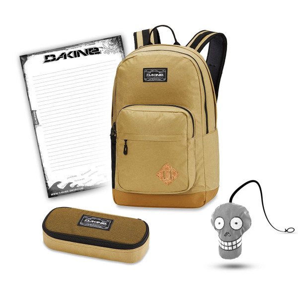 Dakine 365 Pack DLX 27L + School Case + Harry Block Schulset Tamarindo