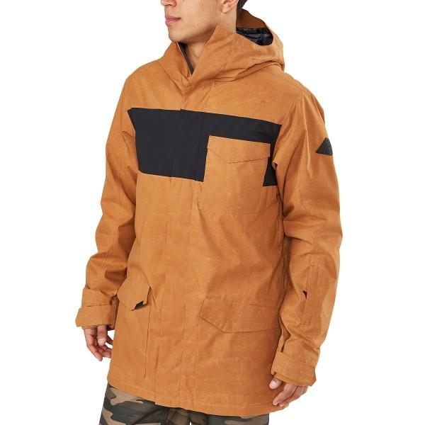 Dakine Elsman Jacket Herren Ski- / Snowboard Jacke Ginger / Black