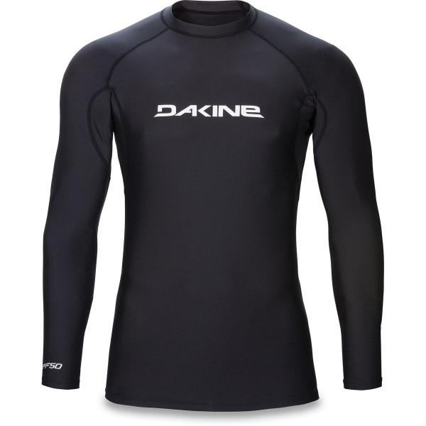 Dakine Heavy Duty Snug Fit L/S Herren Lycra Black
