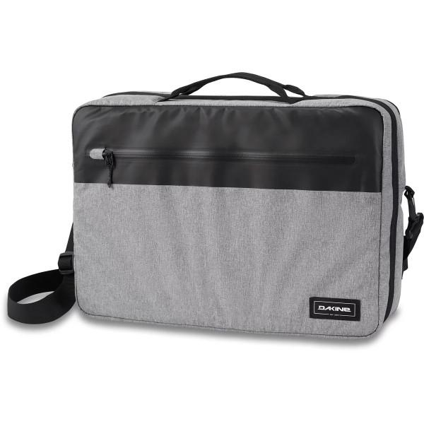 Dakine Concourse Messenger Pack 20L Tasche mit Rucksackgurten Greyscale
