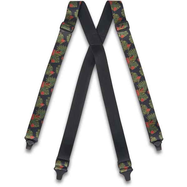 Dakine Hold Em Suspenders Hosenträger Jungle Palm