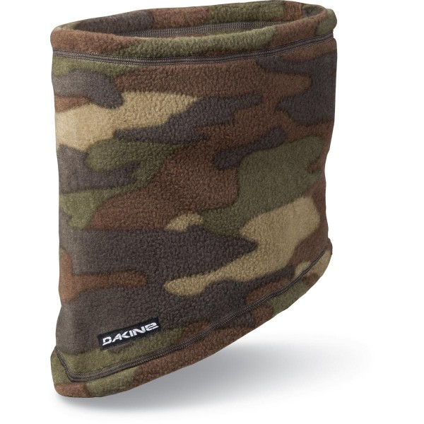 Dakine Fleece Neck Tube Bandana Camo