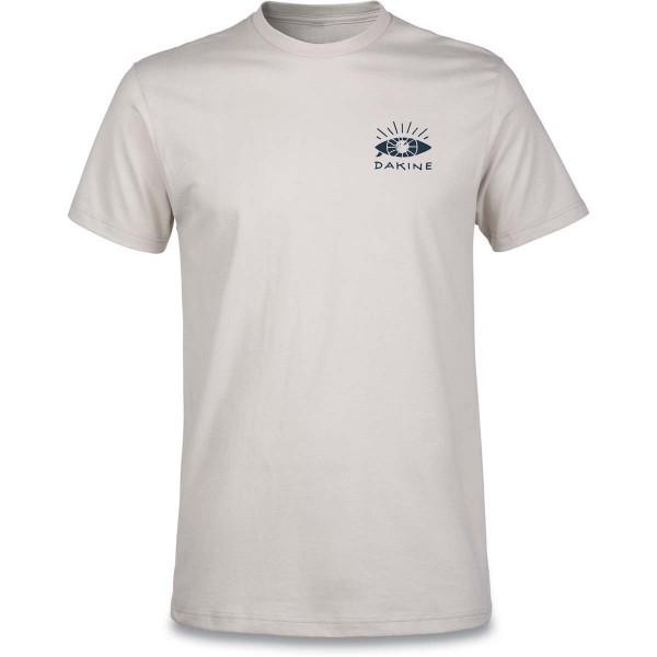Dakine Seaboard T Shirt Herren T-Shirt Silver Grey