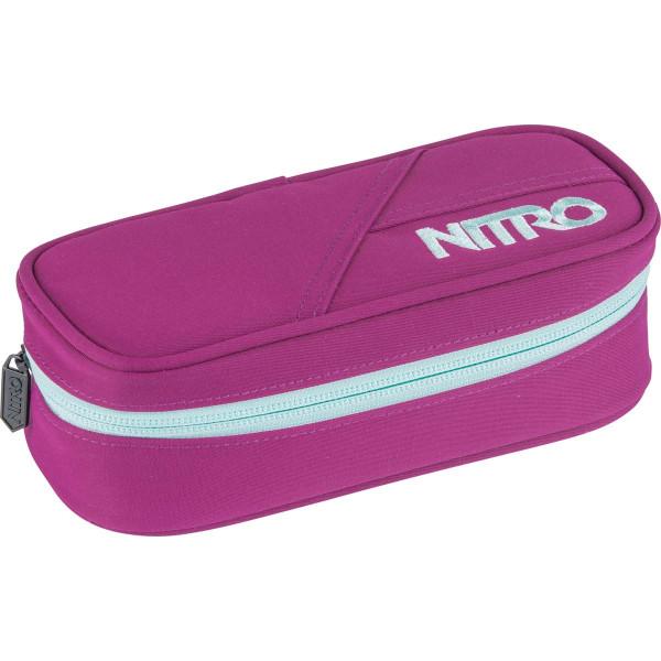 Nitro Pencil Case Federmäppchen Grateful Pink
