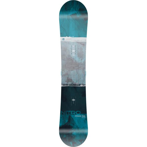 Nitro Prime Overlay Brd 21 Snowboard