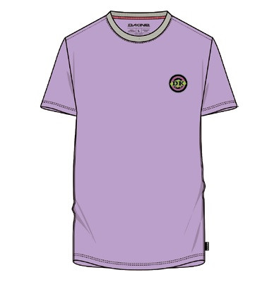 Dakine Oliver Tee Herren T-Shirt Lavendula