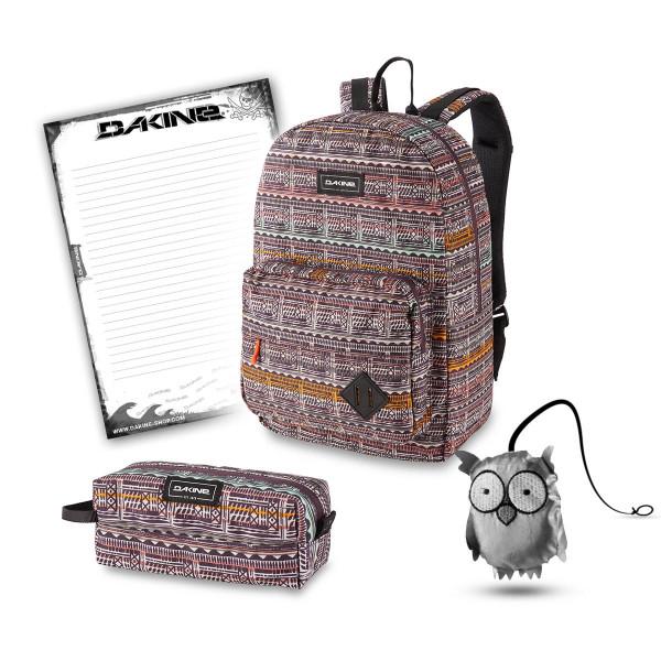 Dakine 365 Pack 30L + Accessory Case + Emma + Block Schulset Multi Quest