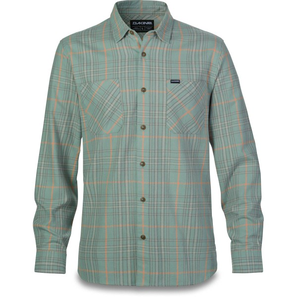 Dakine Franklin Flannel Herren Hemd Coastal Green