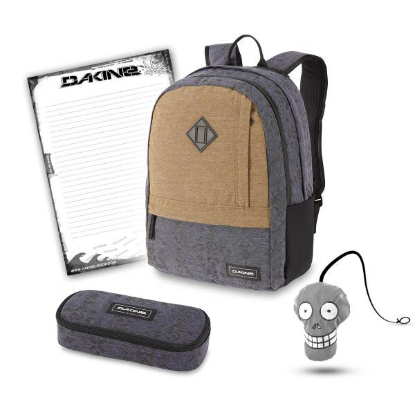 Dakine Essentials Pack 22L + School Case + Harry + Block Schulset Night Sky Geo