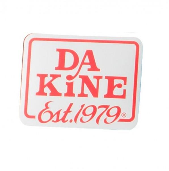 Dakine EST. 1979 Aufkleber Red (14 x 8 cm)