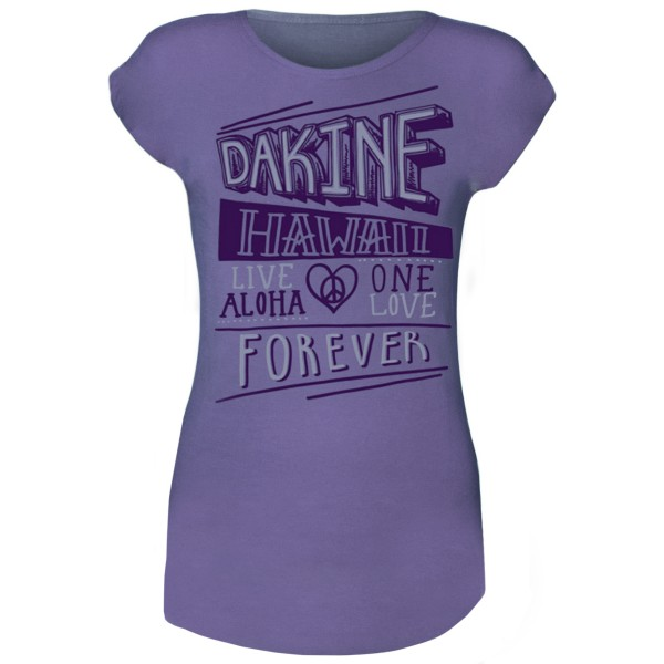 Dakine One Love T-Shirt Periwinkle