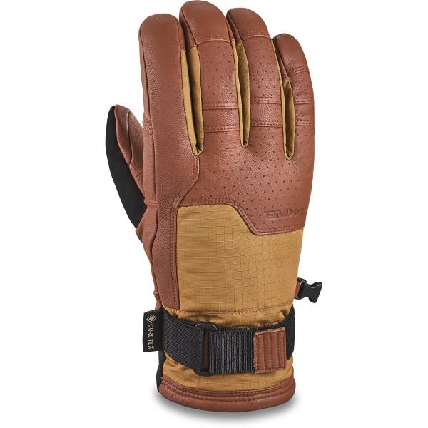 Dakine Maverick Gore-Tex Glove Ski- / Snowboard Handschuhe Red Earth / Caramel