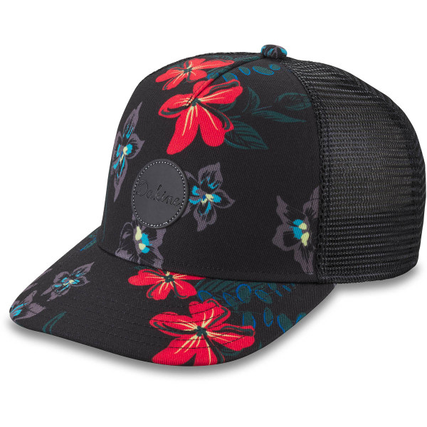 Dakine Shoreline Trucker Cap Twilight Floral