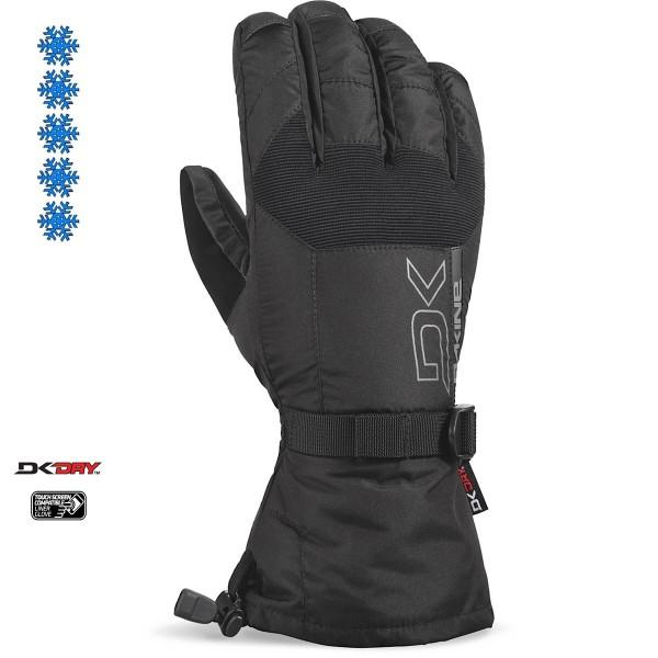 Dakine Scout Glove Ski- / Snowboard Handschuhe mit Innenhandschuh Black