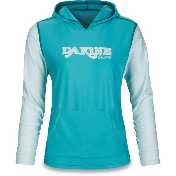 Dakine Womens Flow Loose Fit Hooded L/S Damen Lycra Bay Islands