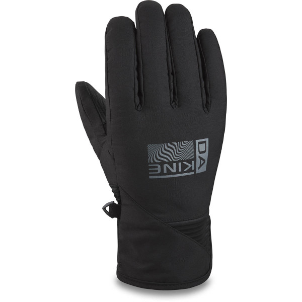 Dakine Crossfire Glove Ski- / Snowboard Handschuhe Black Foundation