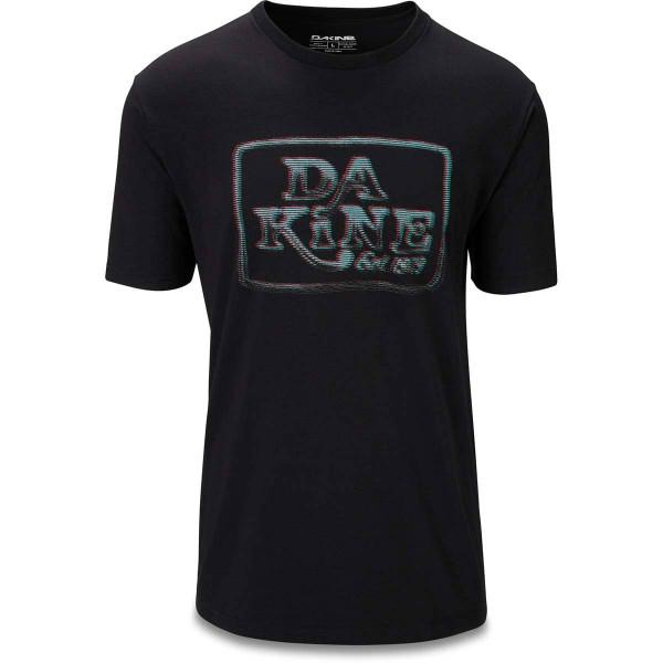 Dakine Classic Ascii Herren T-Shirt Black