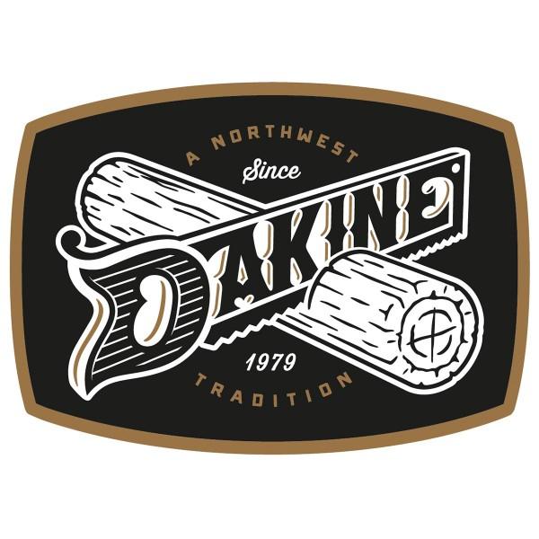 Dakine Northwest Tradition Sticker Aufkleber (10.5 x 7.5 cm)