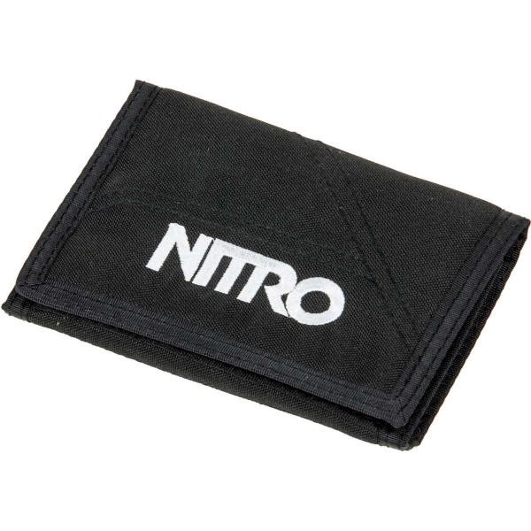 Nitro Wallet Geldbeutel Black