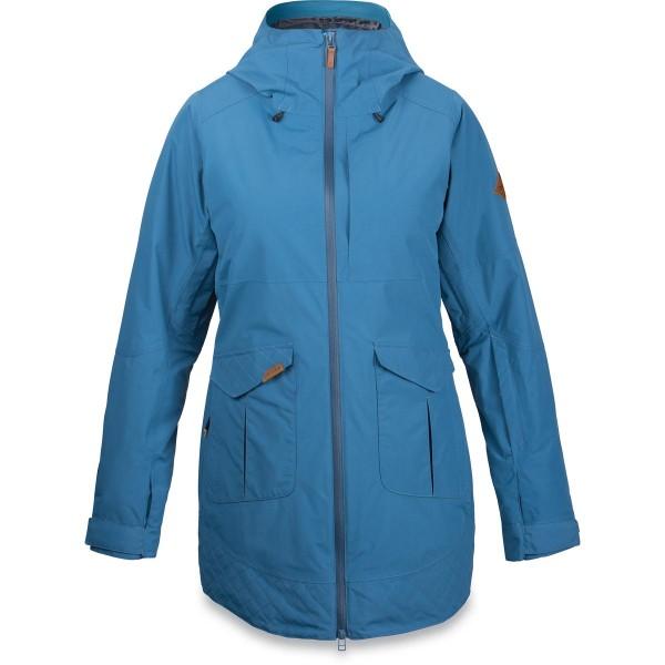 Dakine Silcox Jacket Damen Ski- / Snowboard Jacke Chill Blue