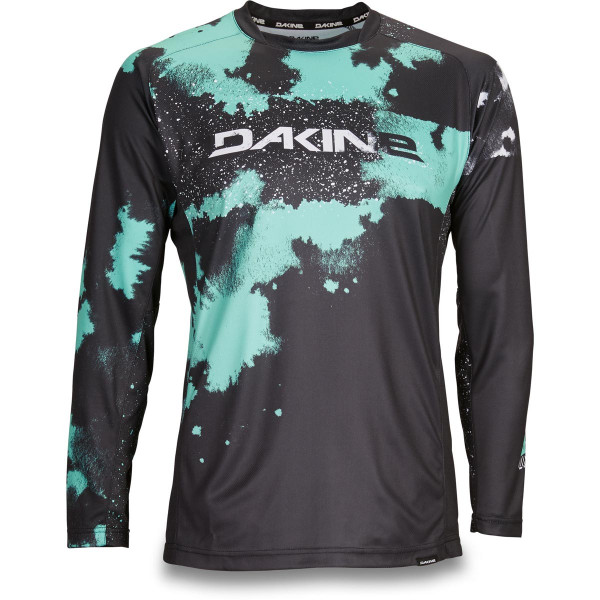 Dakine Thrillium L/S Jersey Herren Bike Jersey Electric Mint