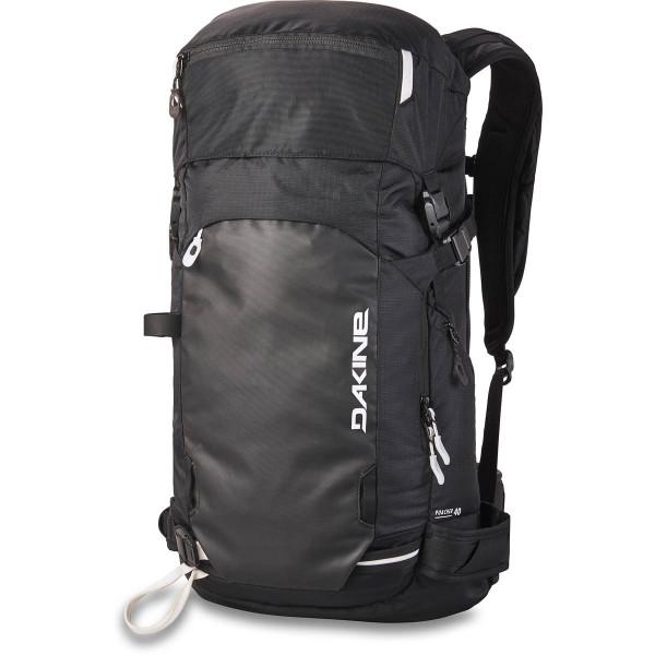 Poacher 40L Ski- / Snowboard Rucksack Black