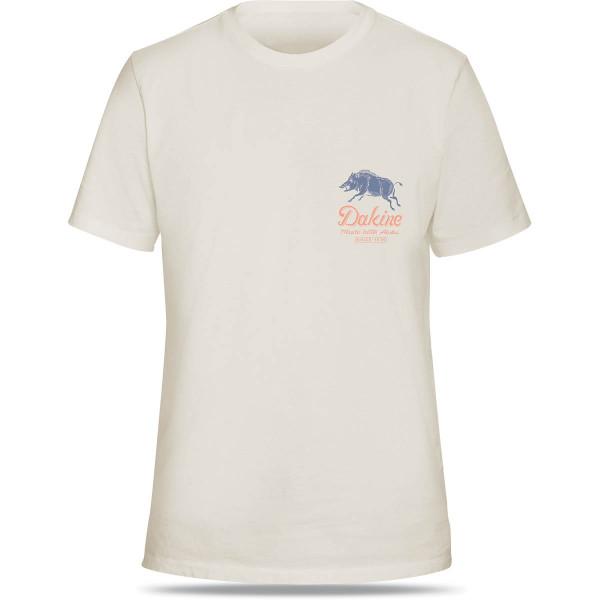Dakine Full Boar Herren T-Shirt Cream