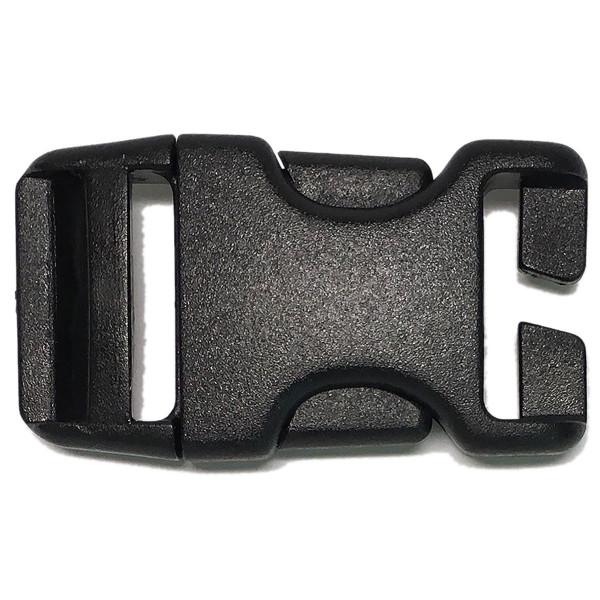 Dakine Replace Stealth Buckle 20mm Split Bar (Set) Black
