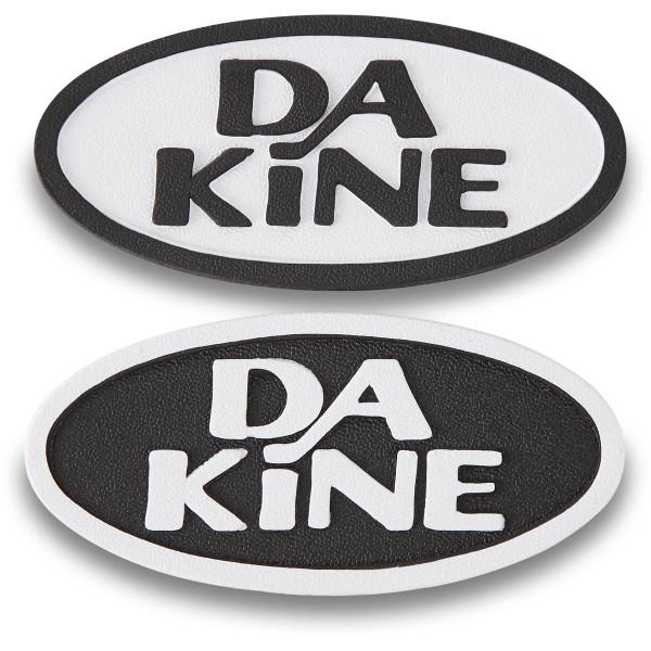 Dakine Retro Oval Snowboard Antirutsch Pad Black / White