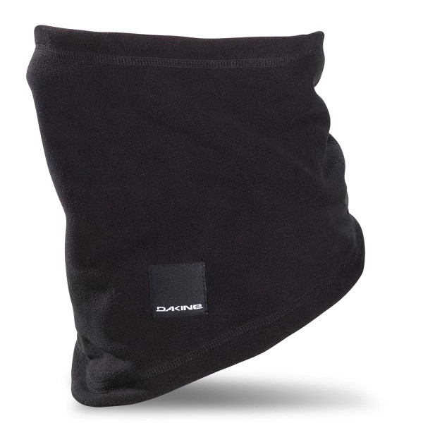 Dakine Fleece Neck Tube Bandana Black