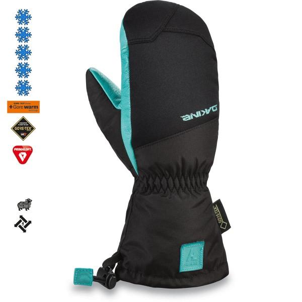 Dakine Rover Mitt Kinder Ski- / Snowboard Handschuhe Fäustlinge Lagoon