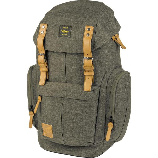 Nitro Daypacker 32L Rucksack mit Laptopfach Burnt Olive