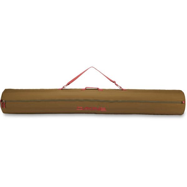 Dakine Ski Sleeve 175 cm Ski Tasche Dark Olive / Dark Rose