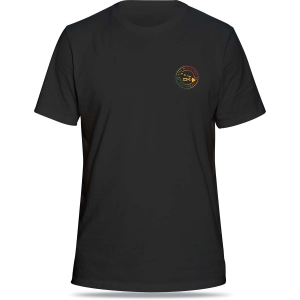 Dakine Island Time Herren T-Shirt Black