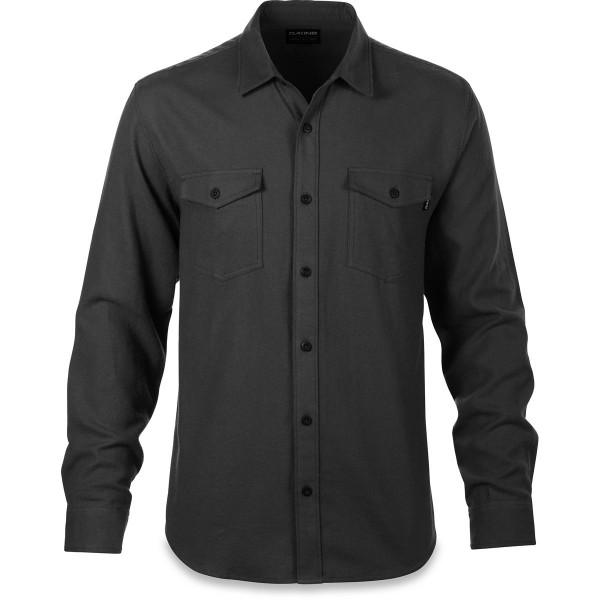 Dakine Grover Flannel Herren Hemd Black