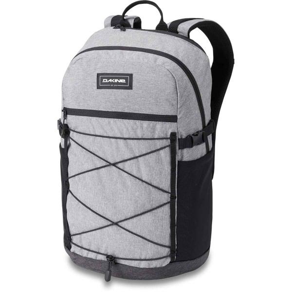 Dakine WNDR Pack 25L Rucksack mit iPad/Laptop Fach Greyscale