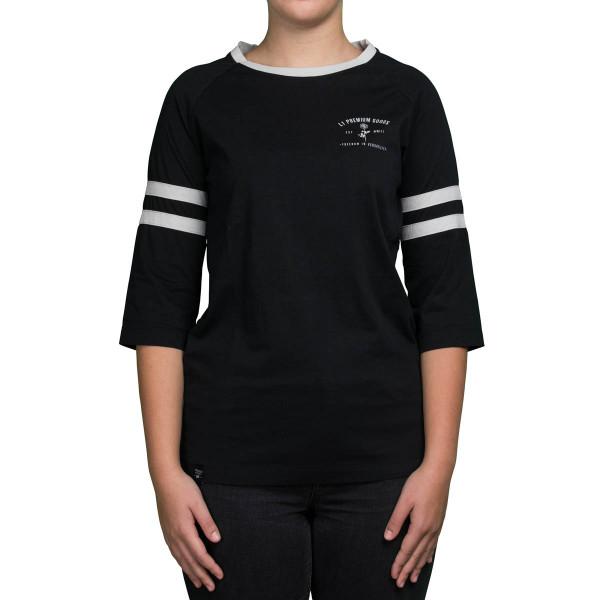 Nitro Burnout W Tee 21 T-Shirt Black