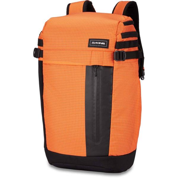 Dakine Concourse 30L Rucksack mit iPad/Laptop Fach Orange
