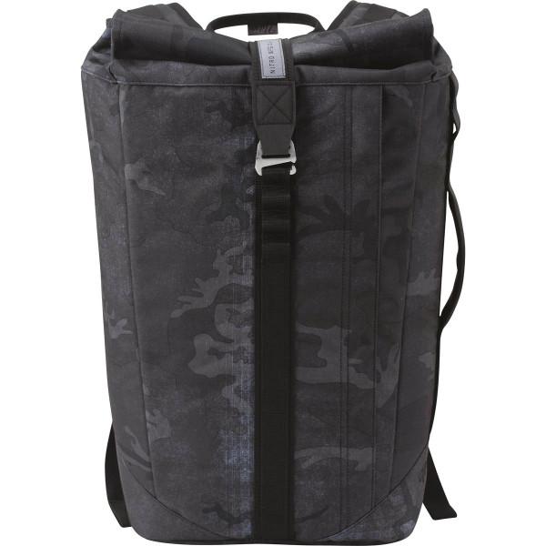 Nitro Scrambler 28+ L Rucksack mit Laptopfach Forged Camo