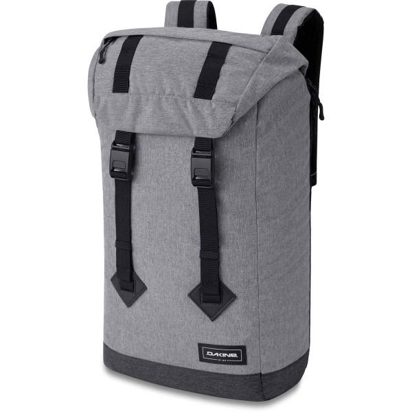 Dakine Infinity Toploader 27L Rucksack mit iPad/Laptop Fach Greyscale