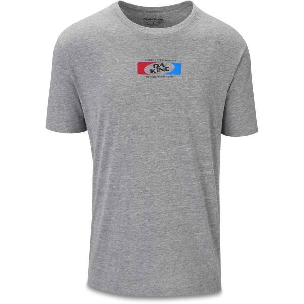Dakine Knockout Herren T-Shirt Heather Grey