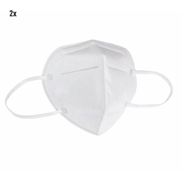 Arcora ® FFP2 Maske - 2er Pack