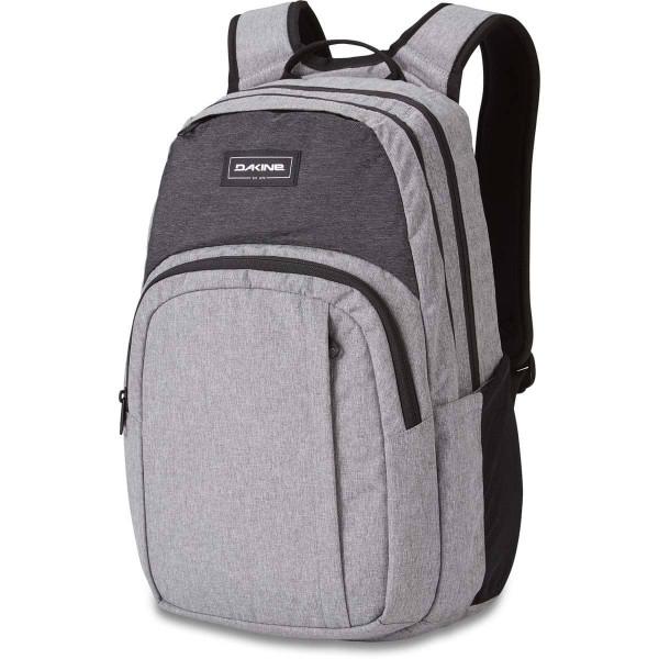 Dakine Campus M 25L Rucksack mit Laptopfach Greyscale