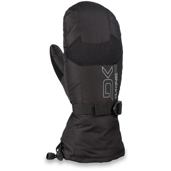 Dakine Leather Scout Mitt Herren Ski- / Snowboard Handschuhe Fäustlinge mit Innenhandschuh Black