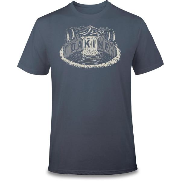 Dakine Cannonball T Shirt Herren Midnight