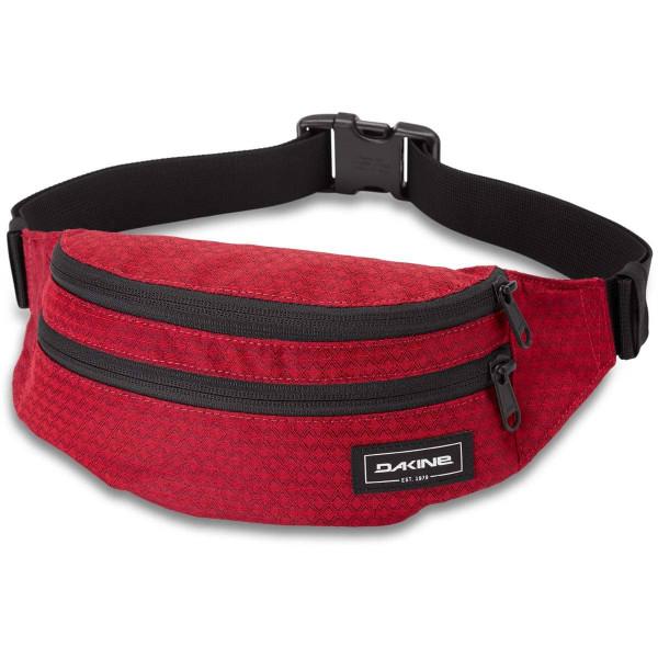 Dakine Classic Hip Pack Huefttasche Bauchtasche Crimson Red