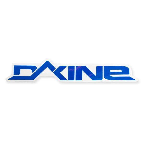 Dakine Camper Aufkleber Medium Blue (21 x 3 cm)
