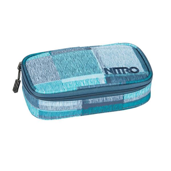 Nitro Pencil Case XL Federmäppchen Zebra Ice